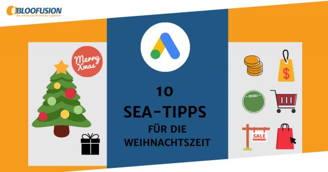 10 SEA-Tipps für eine umsatzstarke Weihnachtszeit